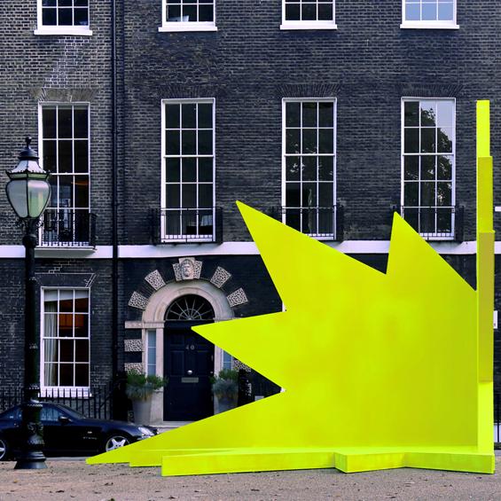 інсталяція в Лондоні
